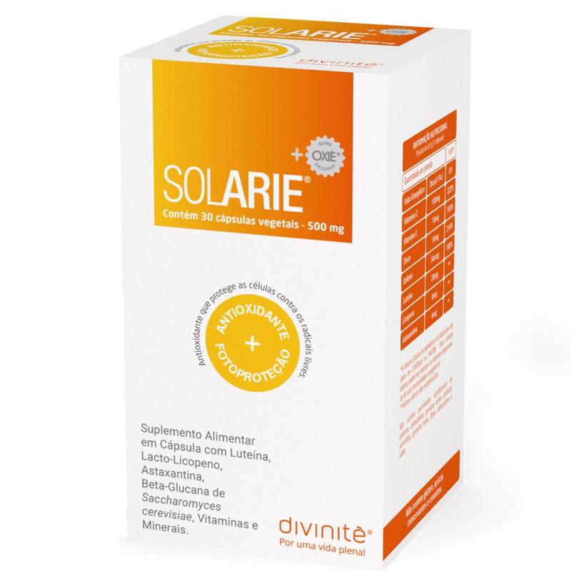 SOLARIE - 30 CÁPSULAS