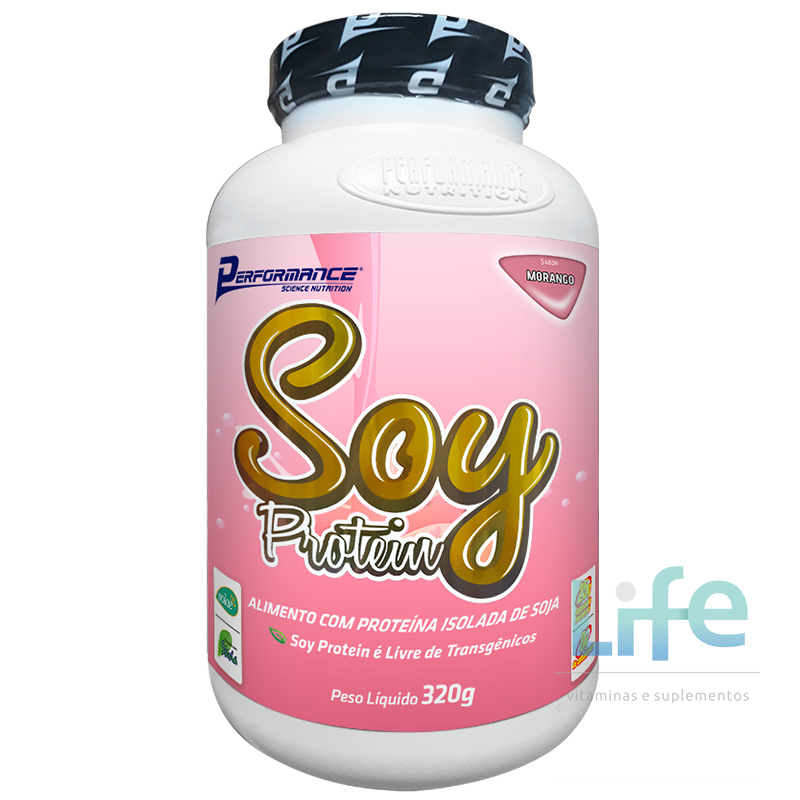 SOY PROTEIN - 320G