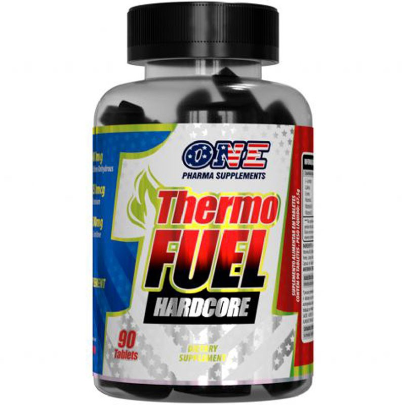 THERMO FUEL HARDCORE- 90 TABLETES