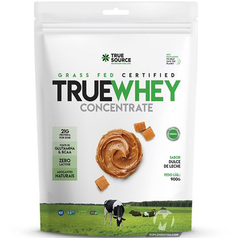 TRUE WHEY CONCENTRATE - 900G