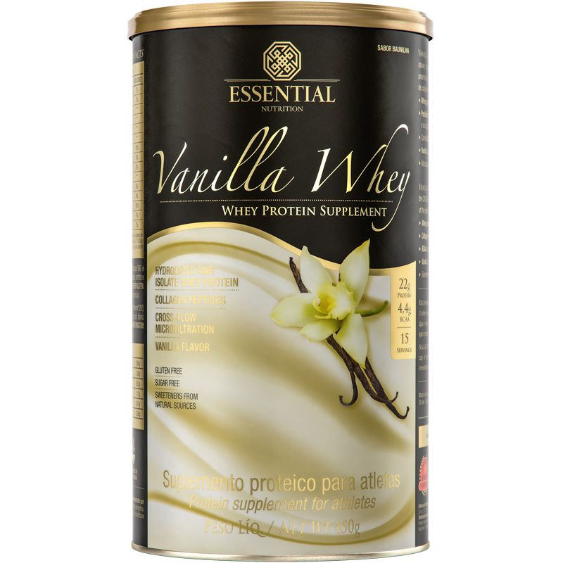 VANILLA WHEY - 450G