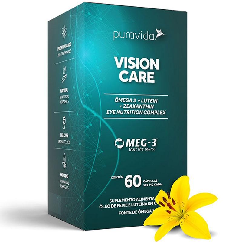 VISION CARE ( BLEND DE NUTRIENTES PARA PROTEGER A VISÃO ) - 60 CÁPSULAS