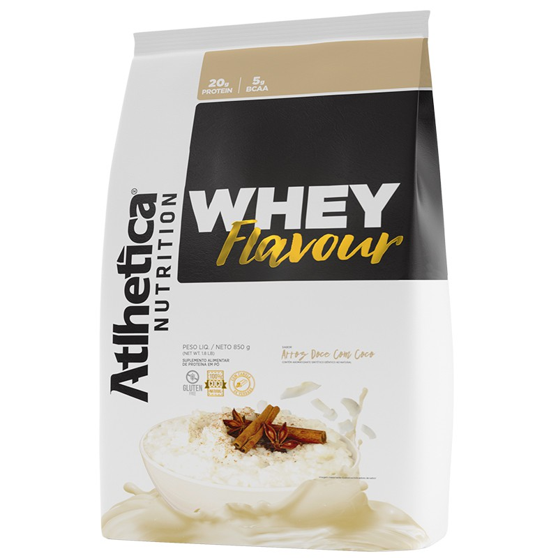 WHEY FLAVOUR - 850G