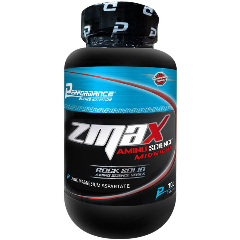 ZMAX AMINO SCIENCE MIDNIGHT - 100 TABLETES