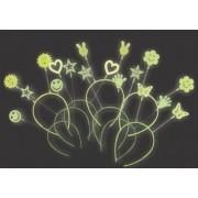 10 Tiara  Neon Festa Balada Casamento Eventos