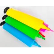 1 Bomba Manual de Ar para Inflar Balão Bexiga Encher