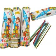 1 Jogo Pega Vareta 19 Varetas Brinquedo Educativo