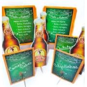 1 Kit Enfeite de Mesa Festa Boteco 9 Pç Promoção