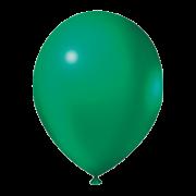 50 Unid Balão Bexiga Látex Verde Bandeira  Tamanho 7