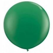Balão Big Verde 250 Bexigão Gigante 25 Pol P/Doces