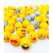 Chicletes para Maquina de Bolinha Brinde Emoji Whatapp