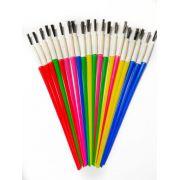 Pincel Artístico Artesanato para Pintura