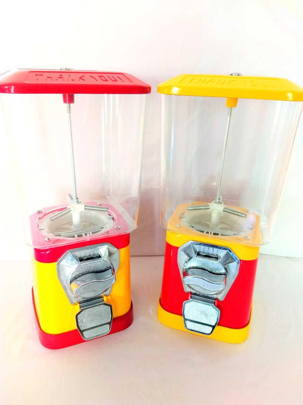 Kit 3 Maquina de Bolinha + Pedestal + Bolinha Pula Pula 27mm + Chicletes + Brinde