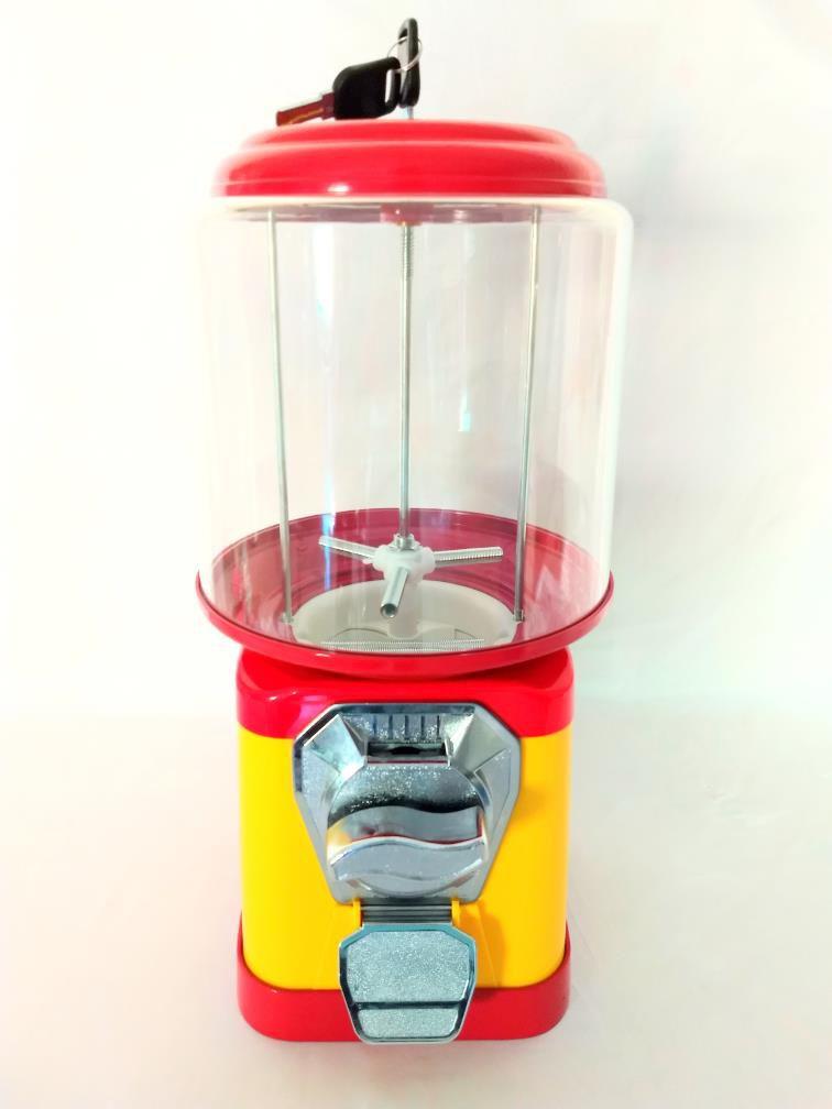 Kit 3 Maquinas de Bolinha + Pedestal +Bolinha Pula Pula 27mm + Chicletes + Capsulas
