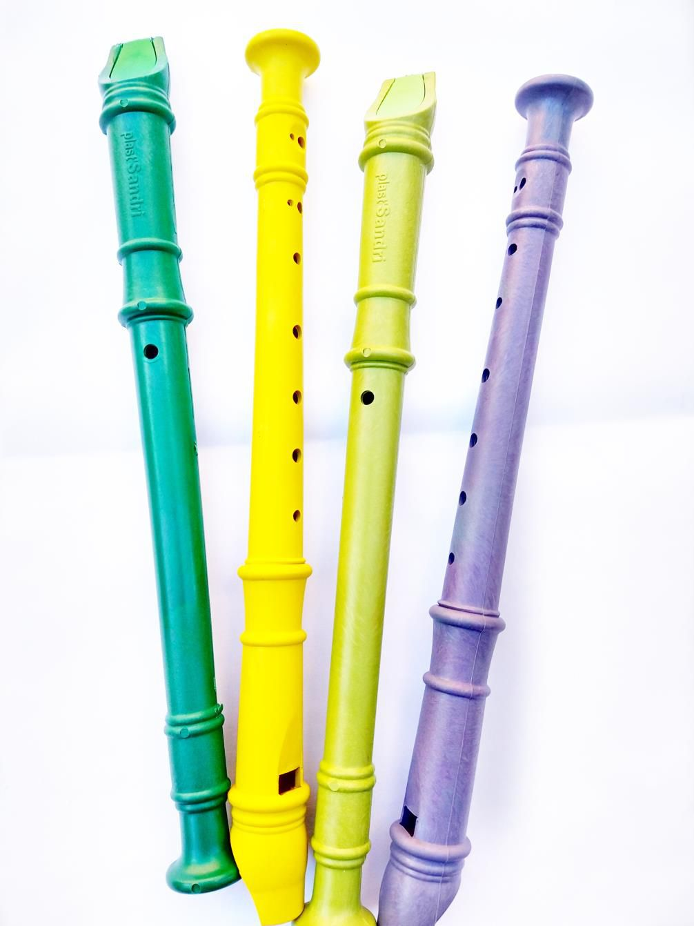 Flauta Doce Plastico