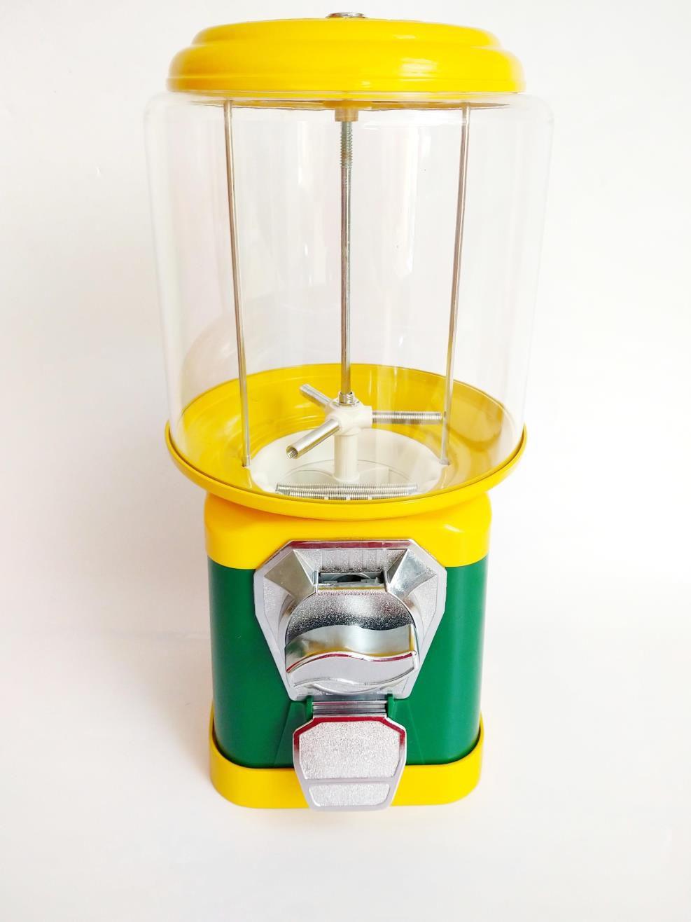Kit Completo 7 Maquina de Bolinha Pula Pula + Rack + Produtos - Vending Machine