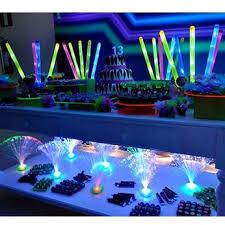 50 - Unid Balão Bexiga Canudo Palito Neon Tam 260 Festa.