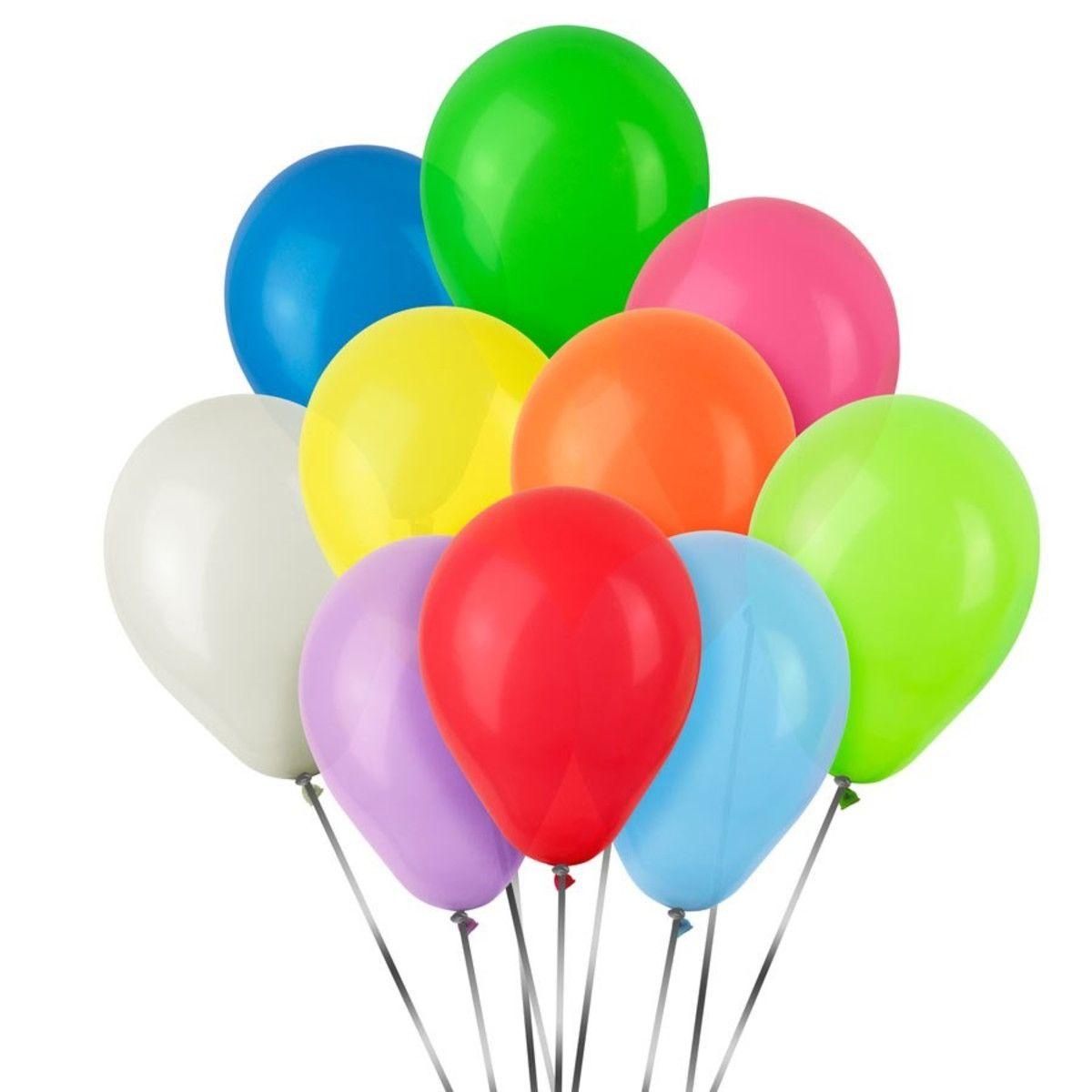 Bexiga Balão Latex 6,5