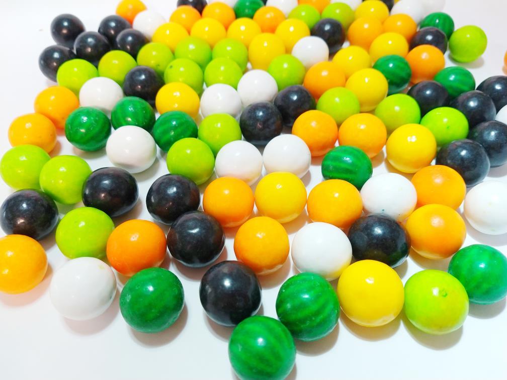 Chicletes de Fruta para Maquina de Bolinha Lembrancinhas