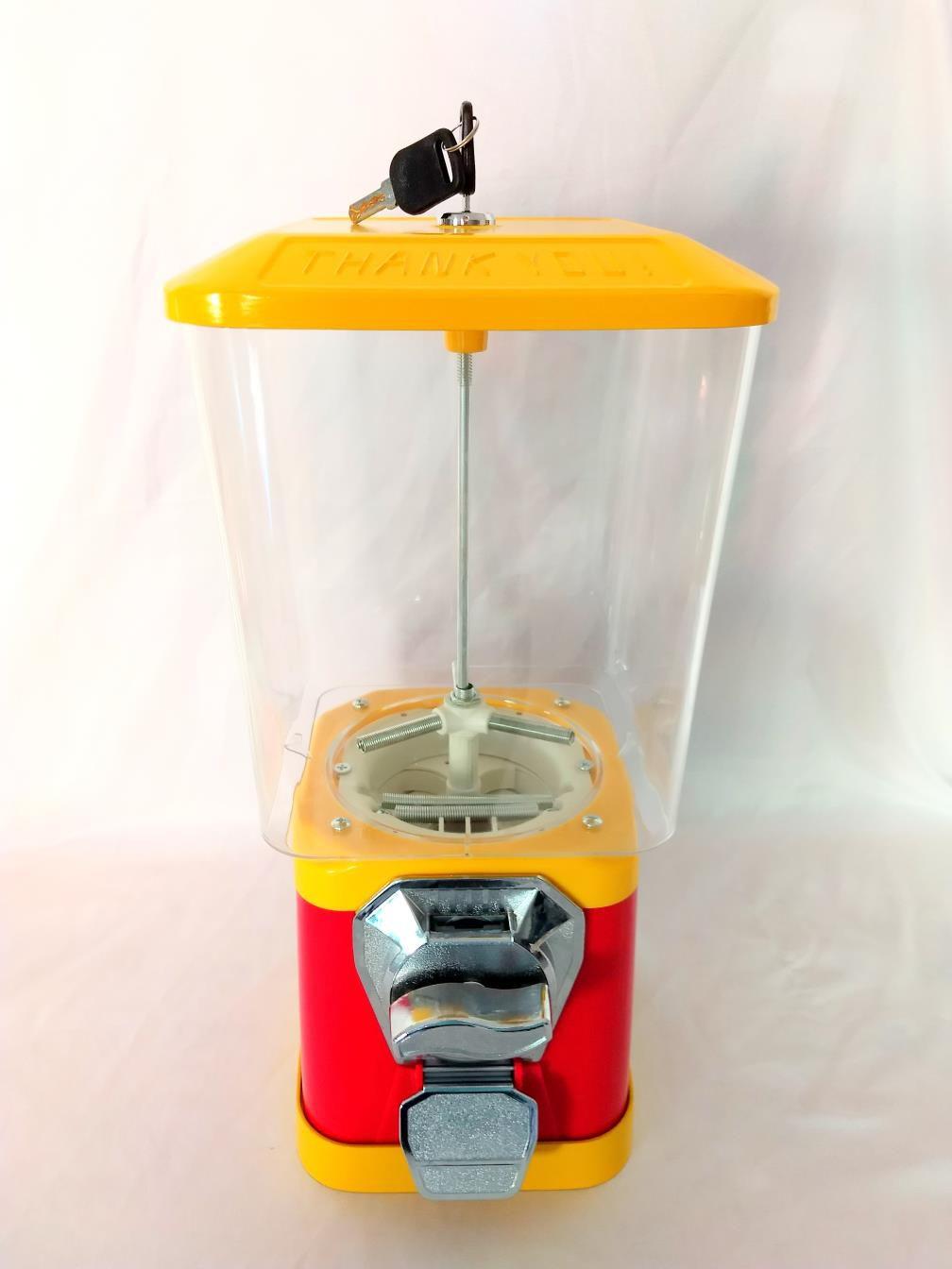 Kit Completo 4 Maquinas de Bolinha Pula Pula - Vending Machine