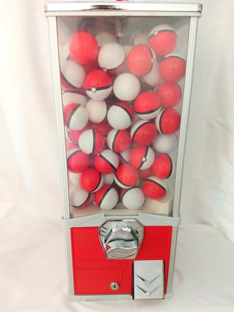 Máquina de Bolinha 2 Polegadas - Vending Machine