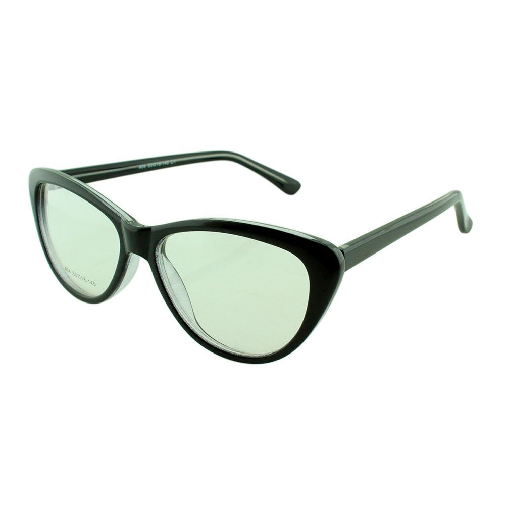 Armação para Óculos de Grau Feminino 04A Preta