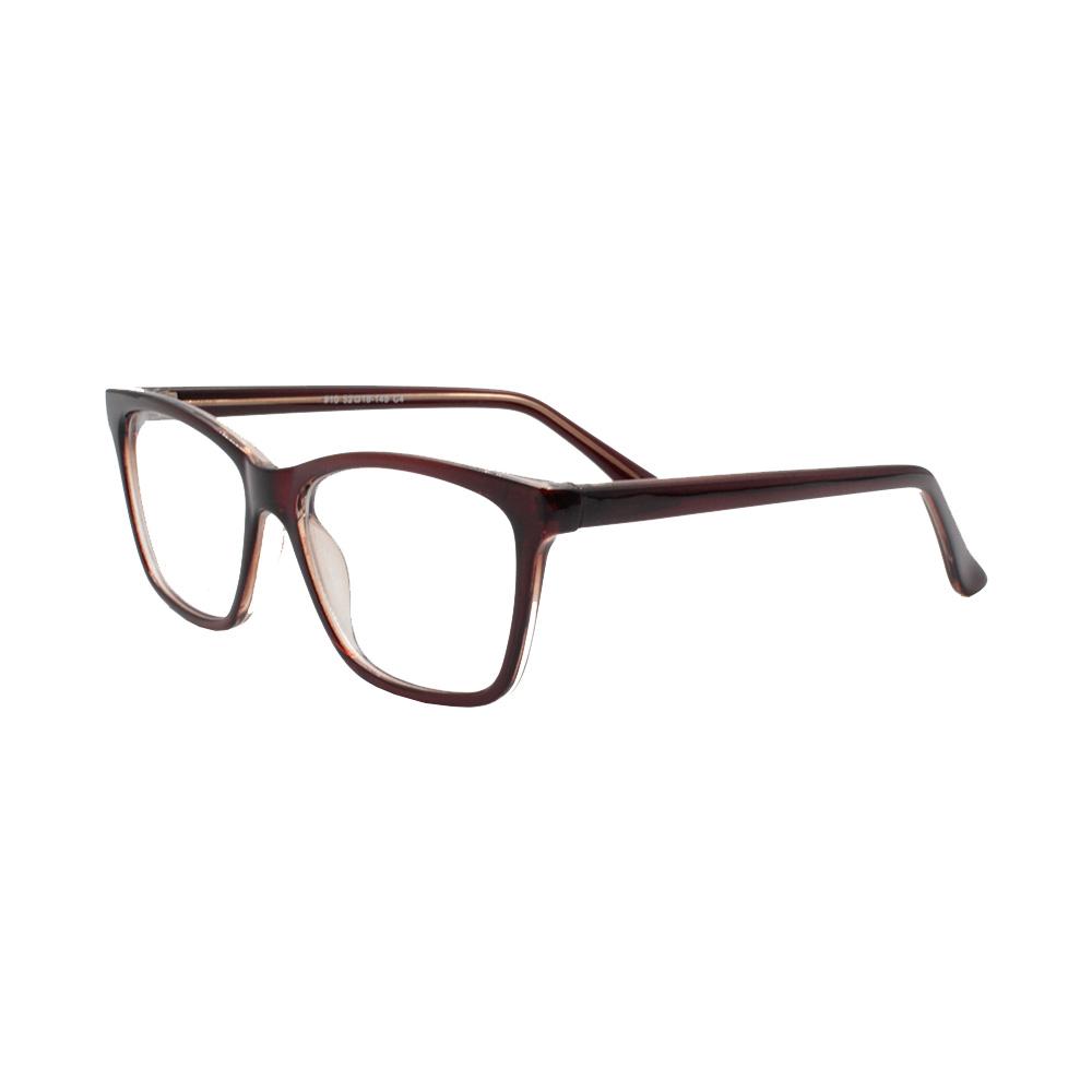 Armação para Óculos de Grau Feminino 10 Marrom