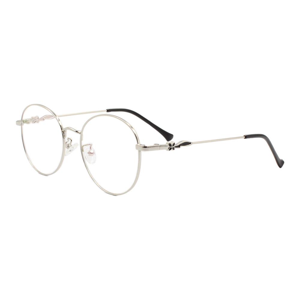 Armação para Óculos de Grau Feminino 2129 Prata