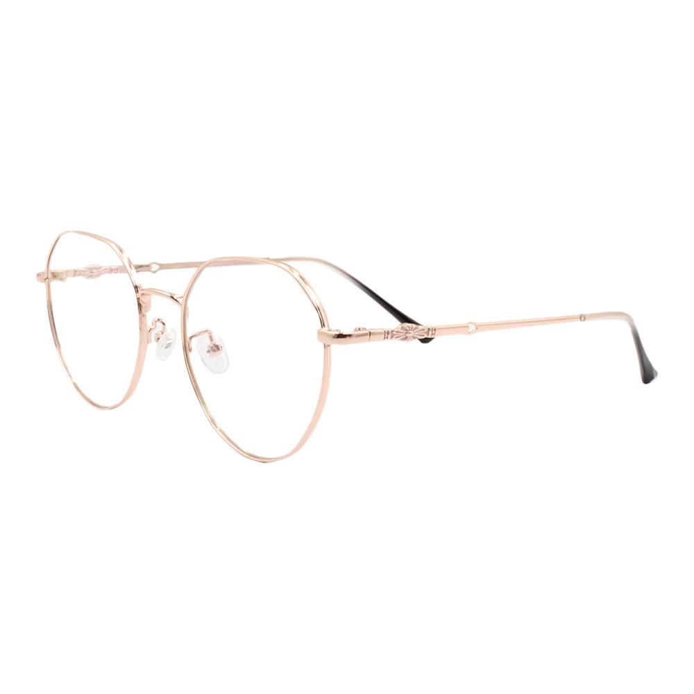 Armação para Óculos de Grau Feminino 2144 Dourada