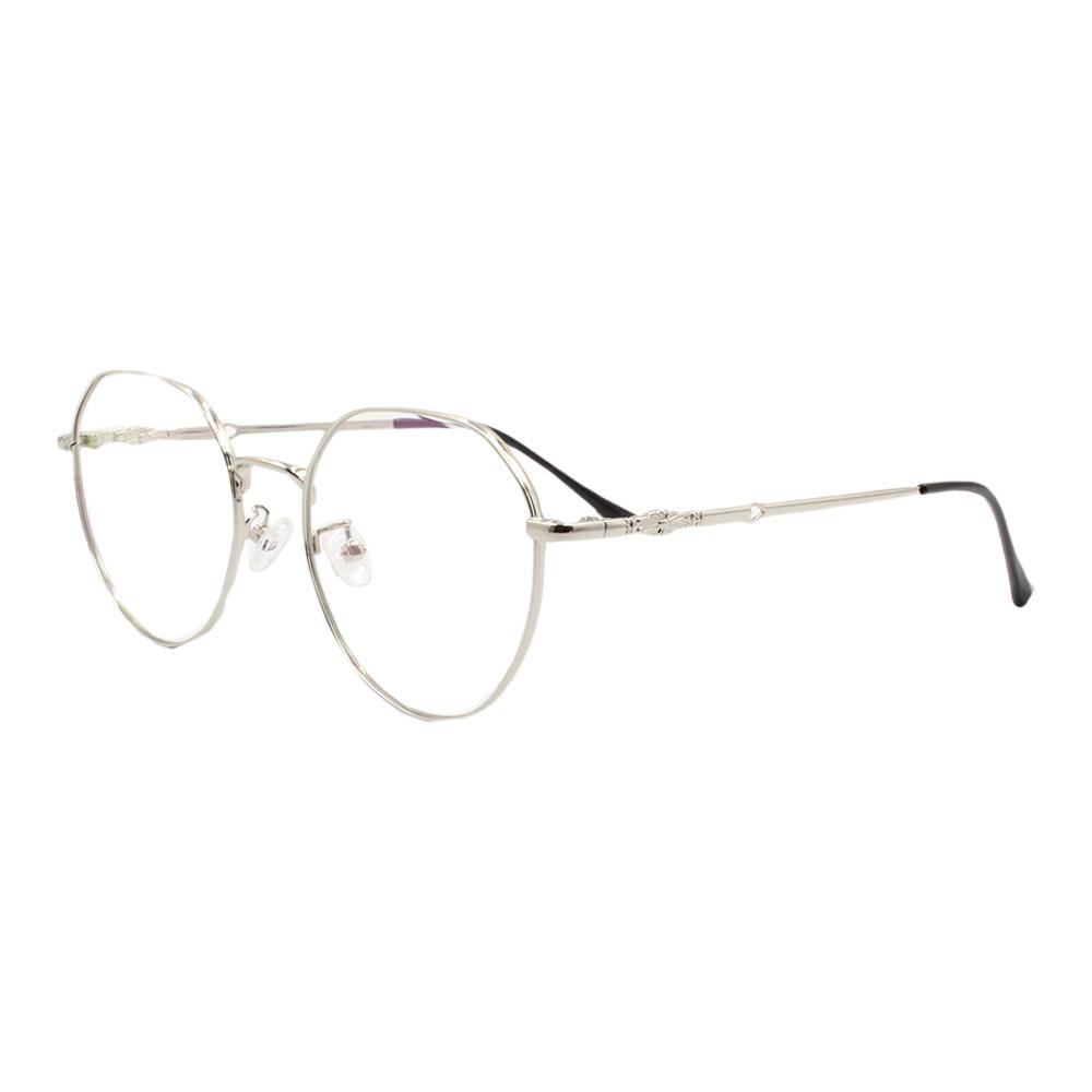 Armação para Óculos de Grau Feminino 2144 Prata