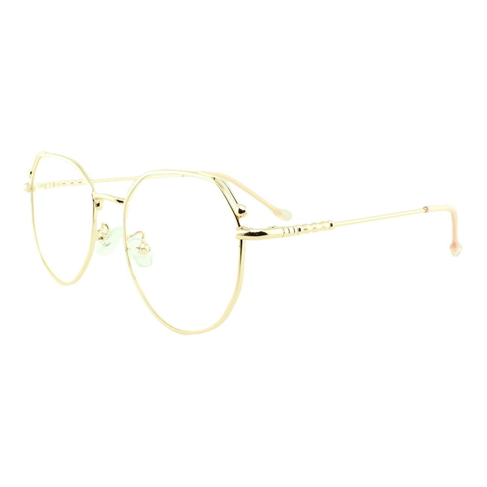 Armação para Óculos de Grau Feminino 2537 Dourada