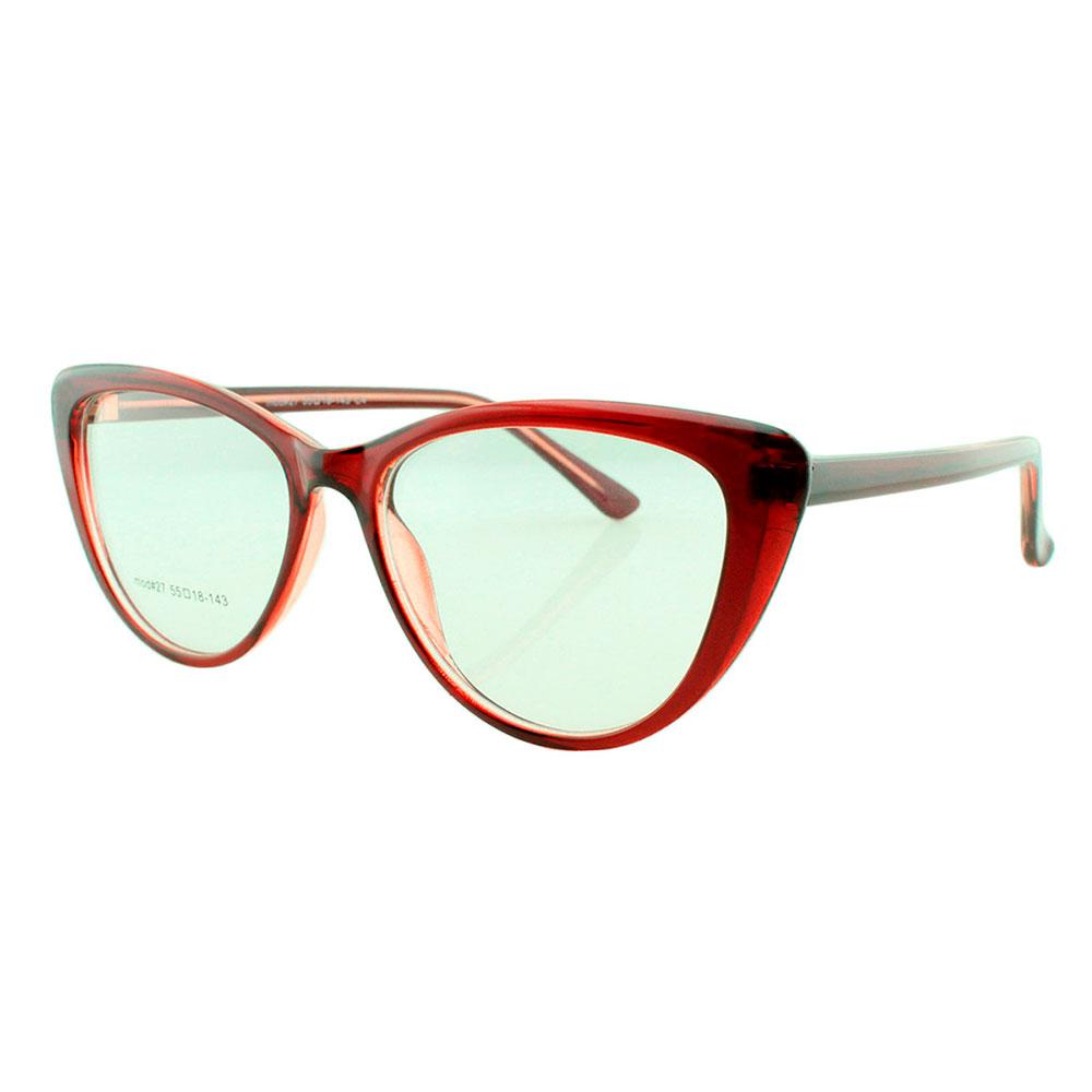 Armação para Óculos de Grau Feminino 27 Vinho