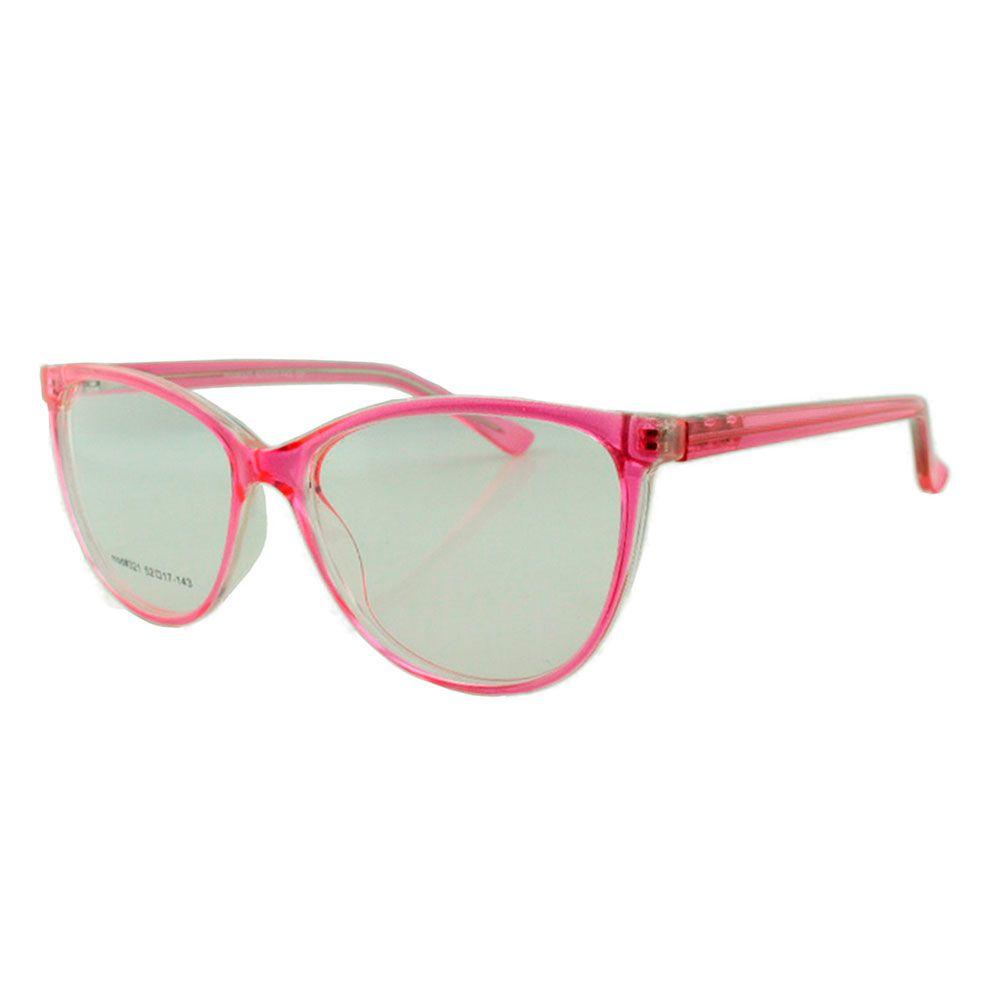 Armação para Óculos de Grau Feminino 321A Rosa