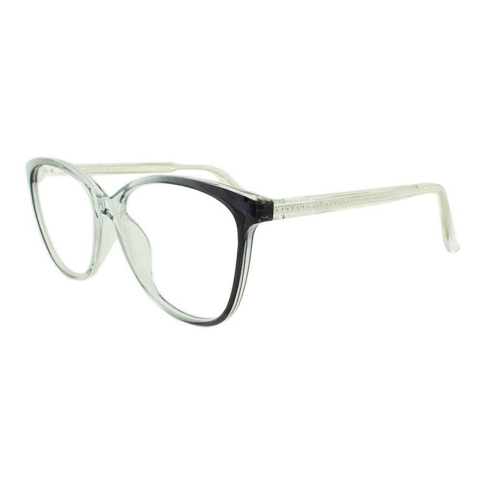 Armação para Óculos de Grau Feminino 341 Preta Gradiente