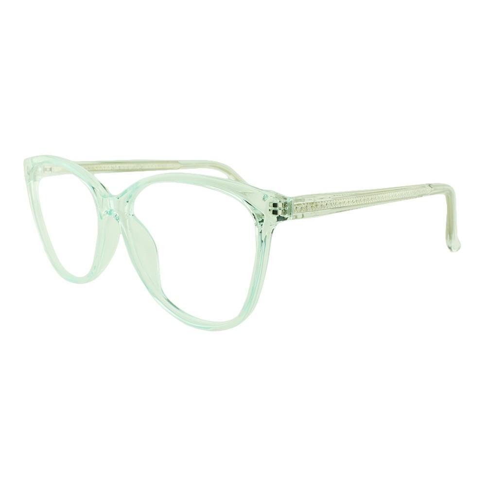 Armação para Óculos de Grau Feminino 341 Verde