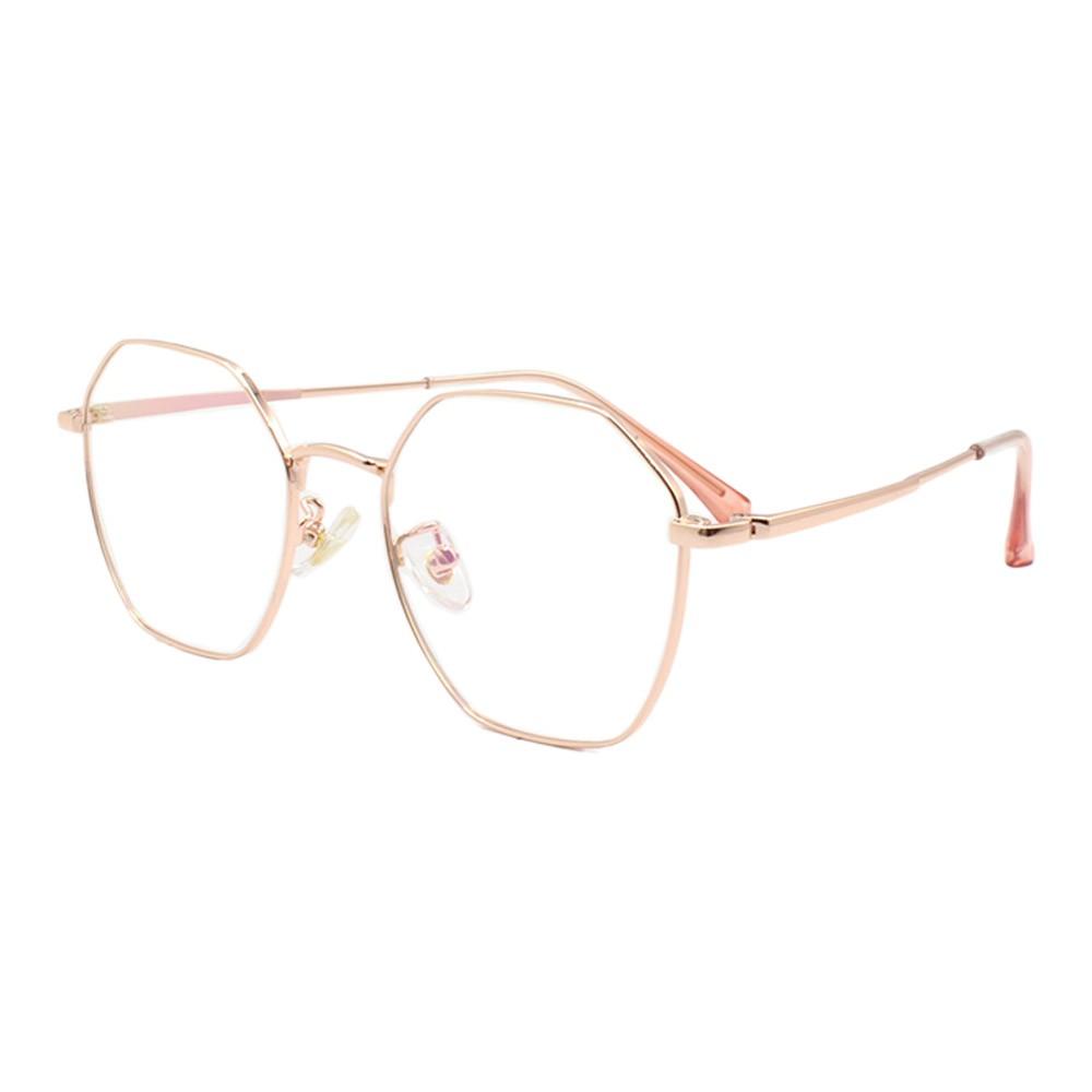 Armação para Óculos de Grau Feminino 5128 Dourada