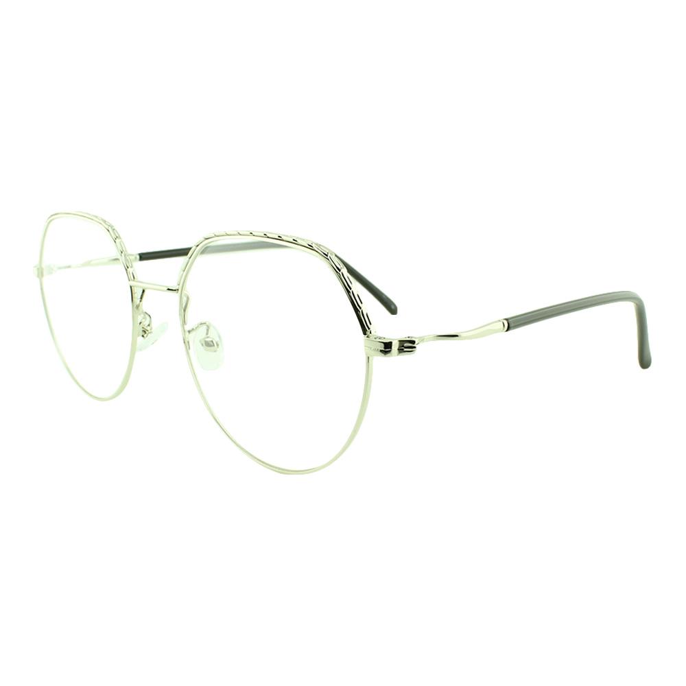 Armação para Óculos de Grau Feminino 52223 Prata