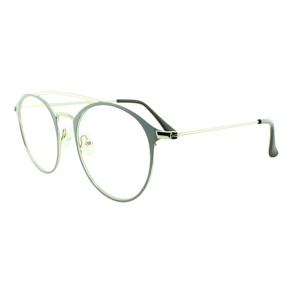 Armação para Óculos de Grau Feminino 5957 Prata