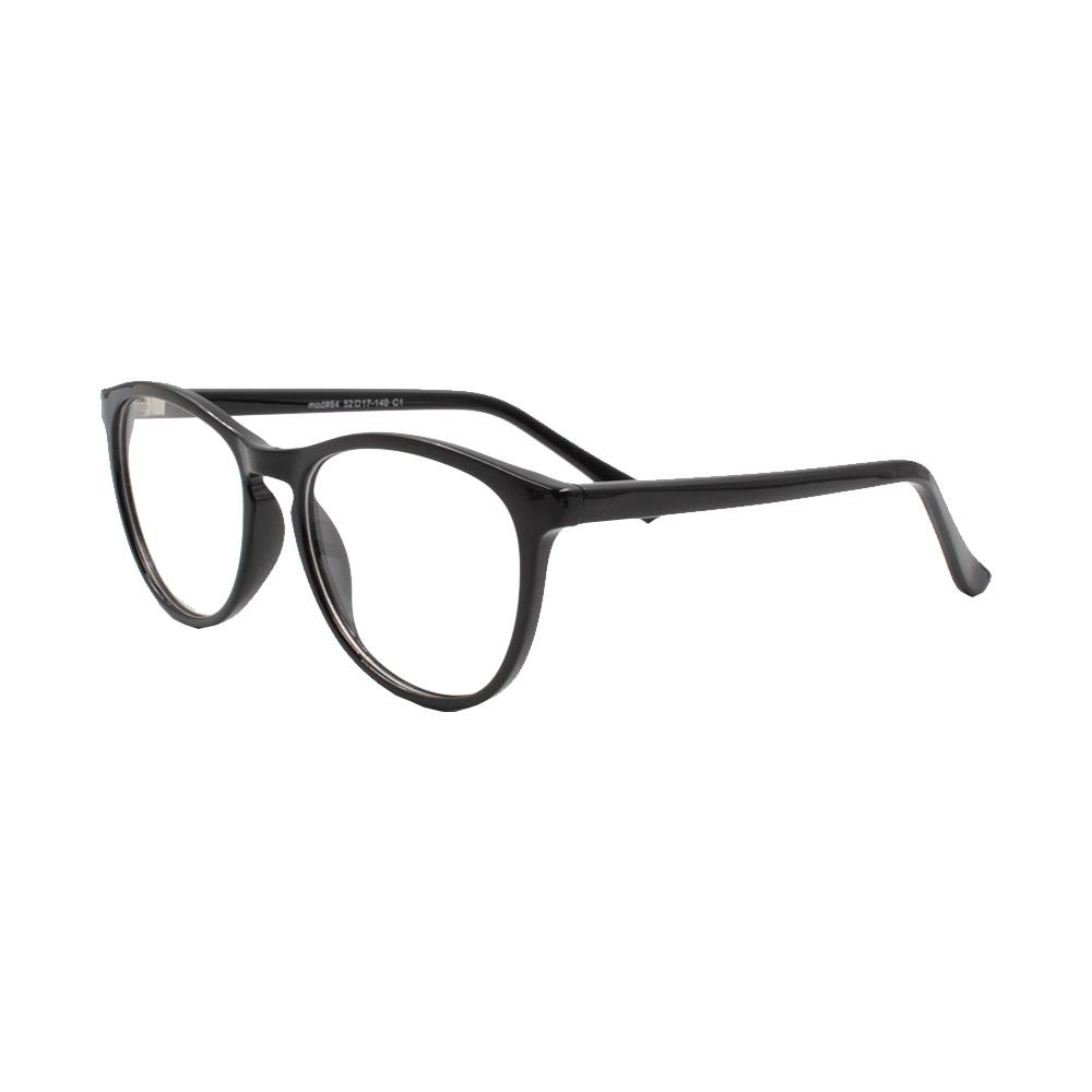 Armação para Óculos de Grau Feminino 64 Preta