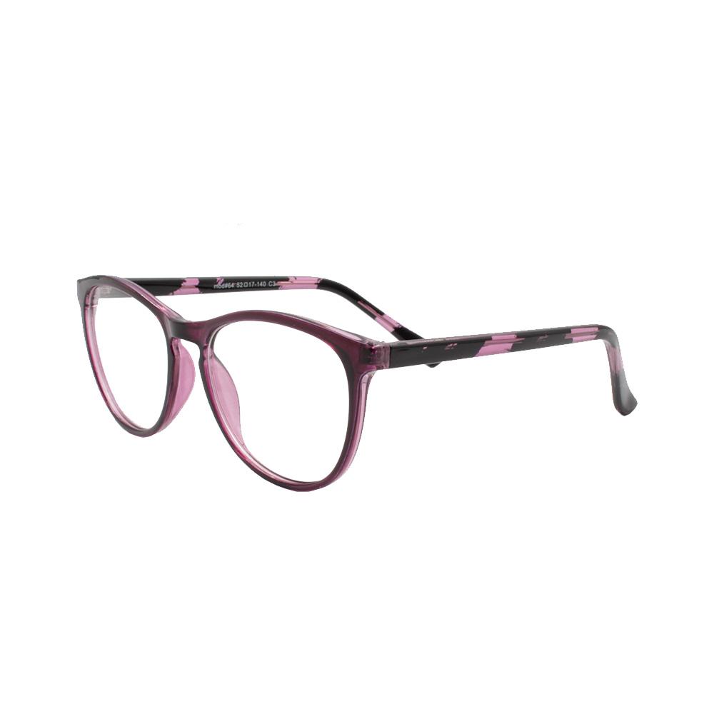 Armação para Óculos de Grau Feminino 64 Roxa