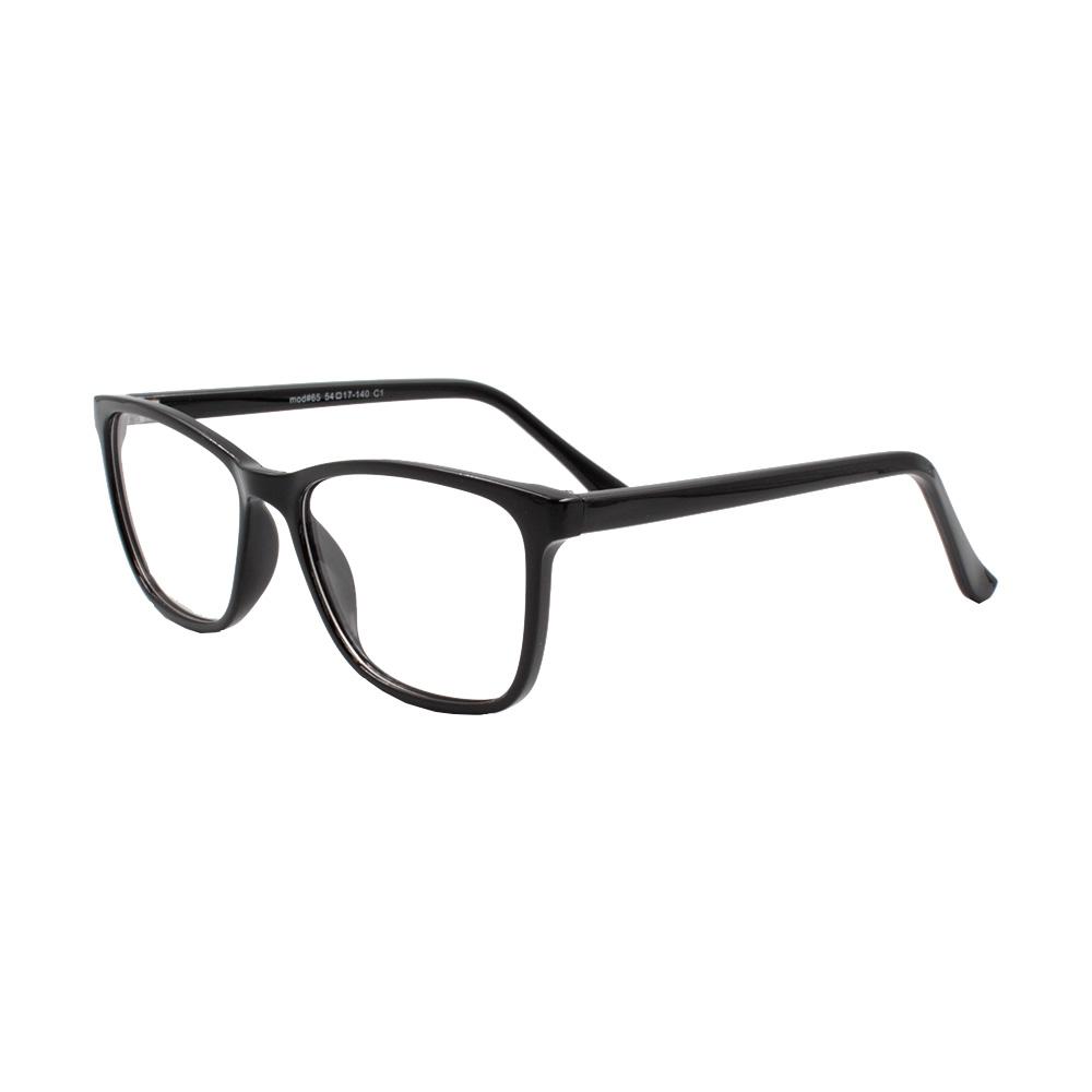Armação para Óculos de Grau Feminino 65 Preta