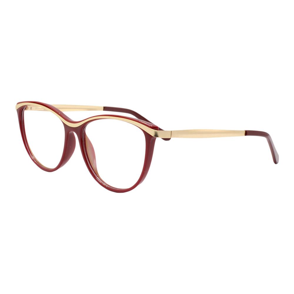 Armação para Óculos de Grau Feminino 68117 Vermelha