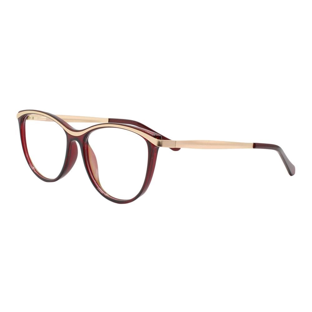Armação para Óculos de Grau Feminino 68117 Vinho