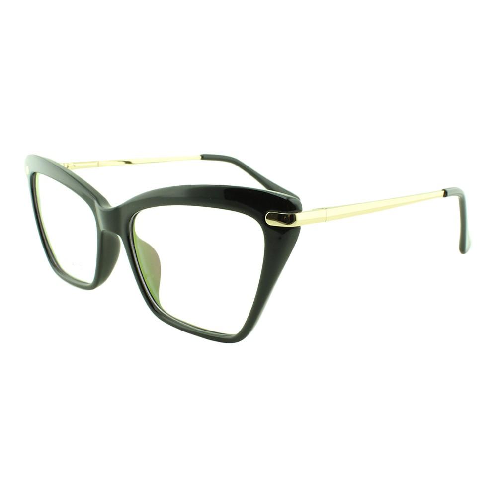 Armação para Óculos de Grau Feminino 68127 Preta