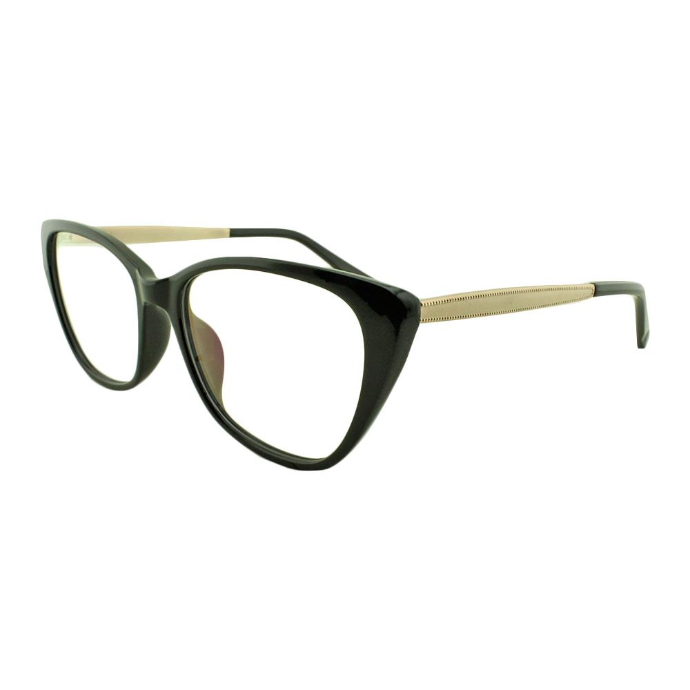Armação para Óculos de Grau Feminino 68145 Preta