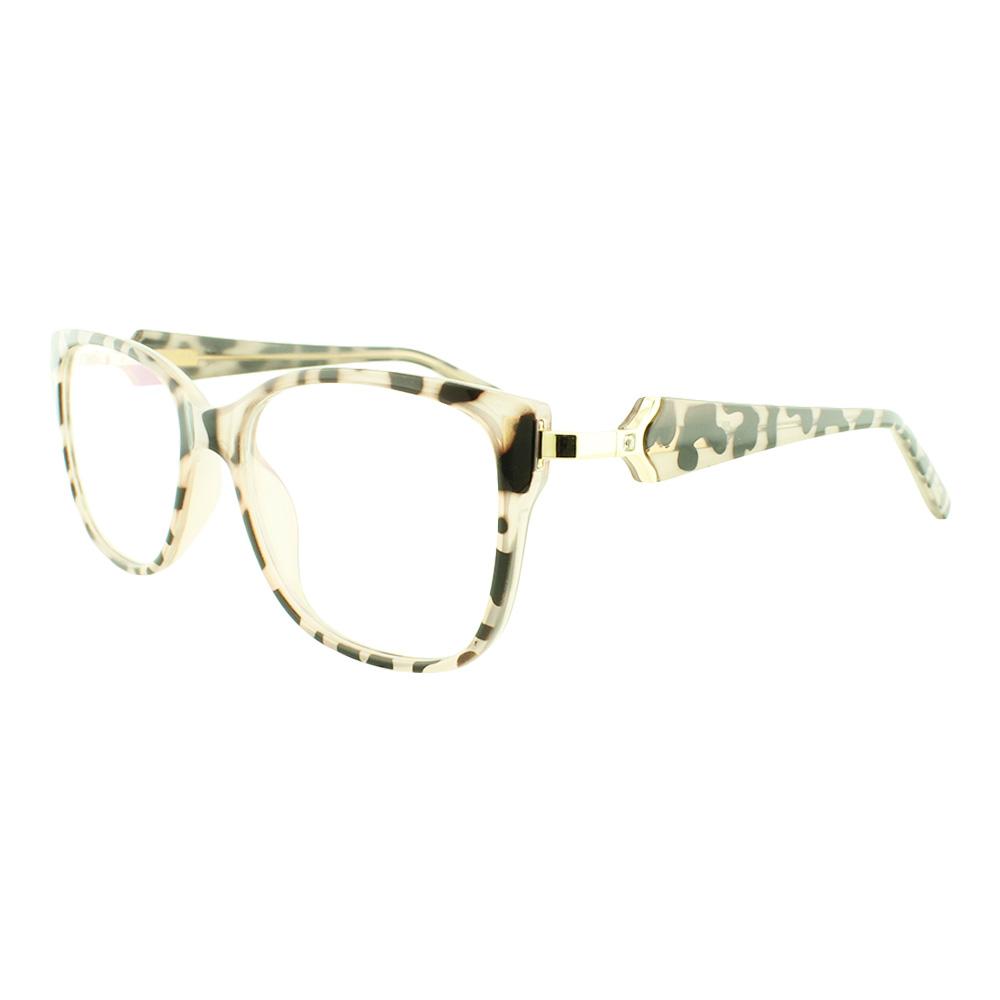 Armação para Óculos de Grau Feminino 68152 Mesclada