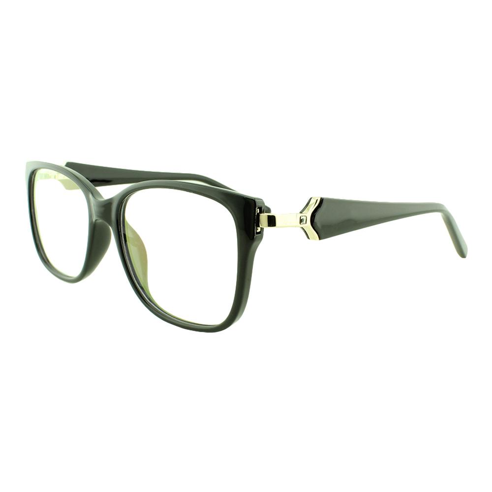 Armação para Óculos de Grau Feminino 68152 Preta