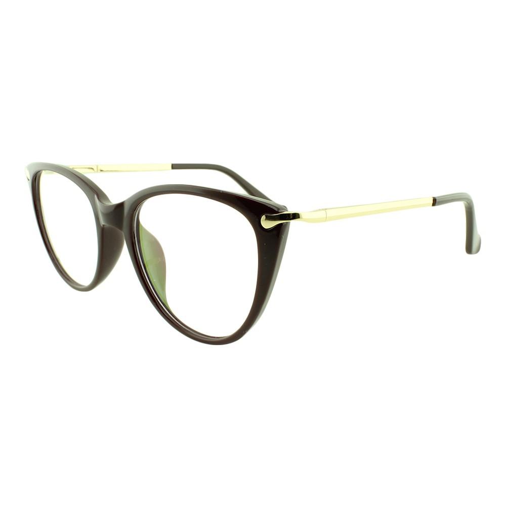 Armação para Óculos de Grau Feminino 68156 Marsala