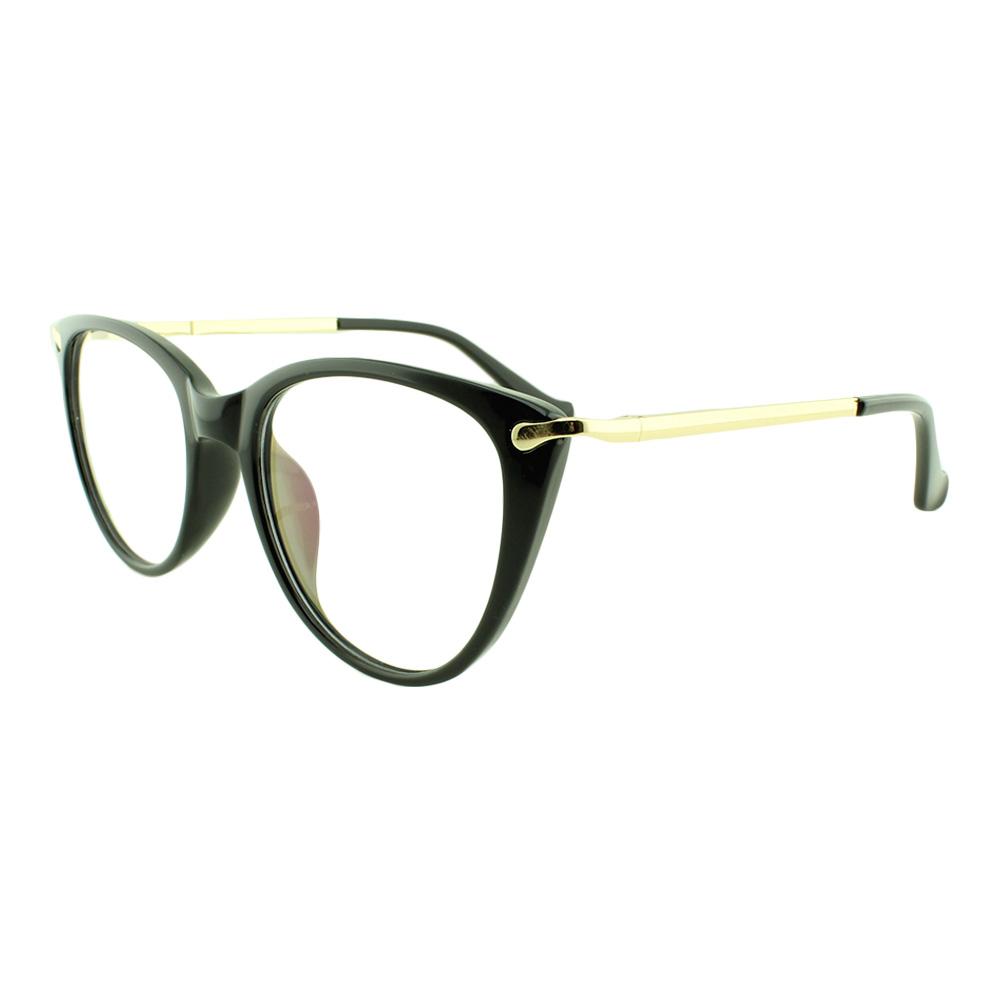 Armação para Óculos de Grau Feminino 68156 Preta