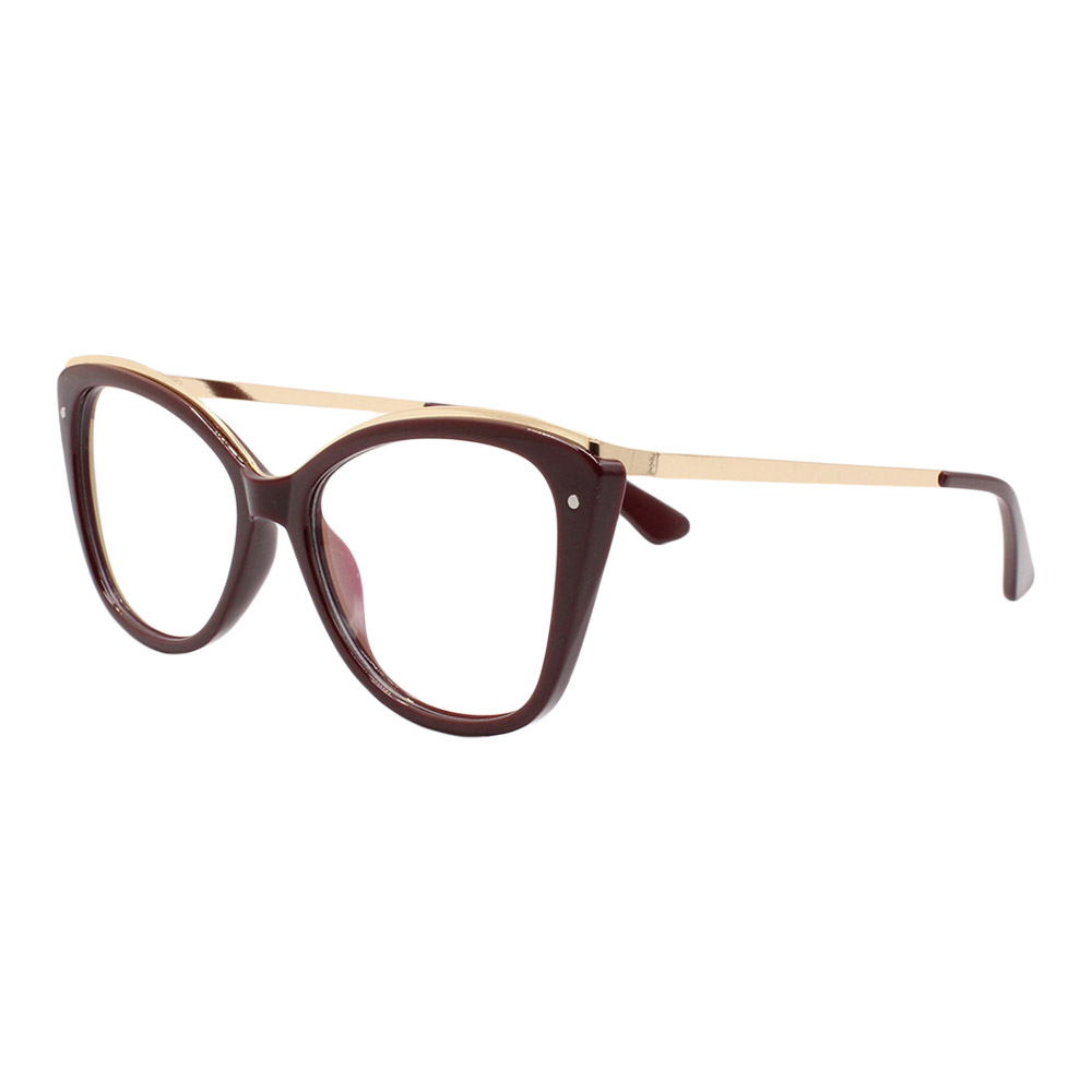 Armação para Óculos de Grau Feminino 68200 Marsala